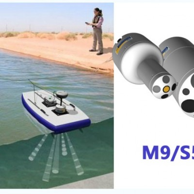 S5/M9多普勒流速流量仪