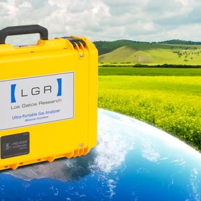 超便携温室气体分析仪