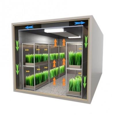 人工气候室(10-500平米)