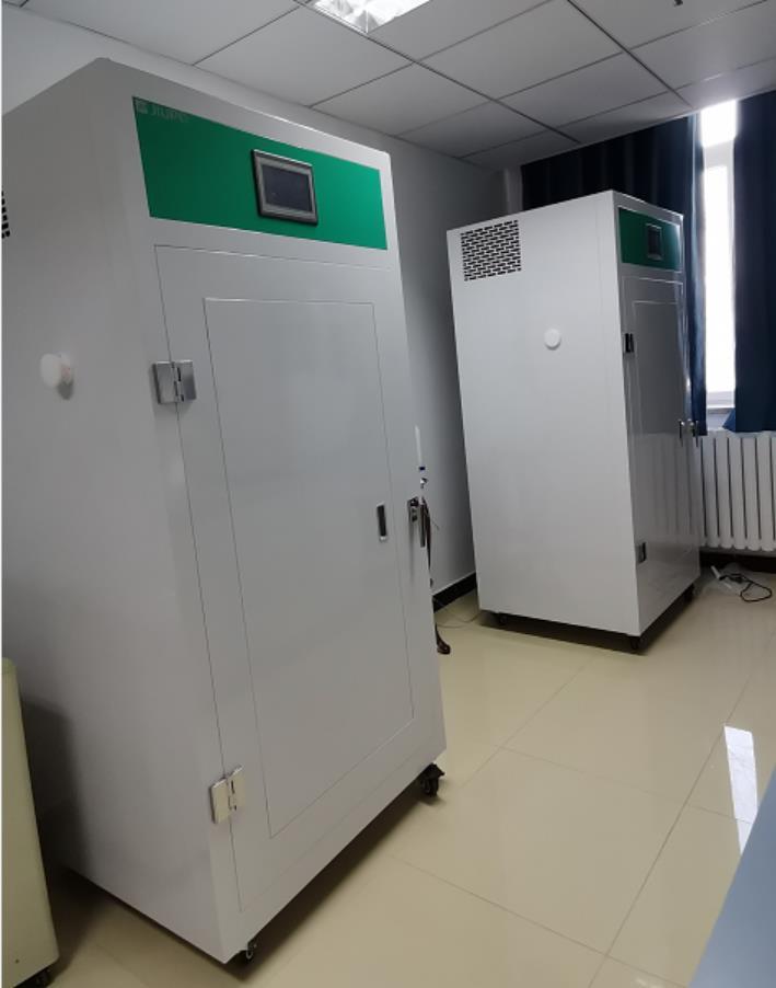 3台600L植物光照培养箱验收完成---- 北京师范大学地表过程国家重点实验室